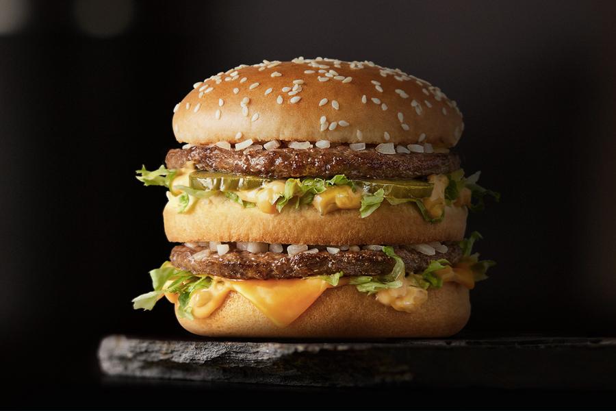 McDonald's verklagt hungrige Buben