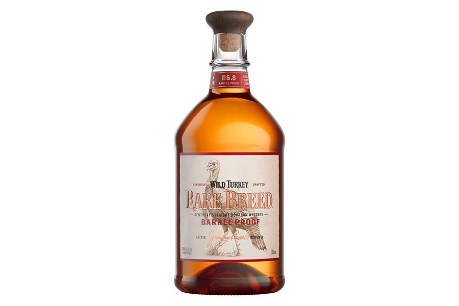 Seltene Rasse Bourbon Wild Turkey