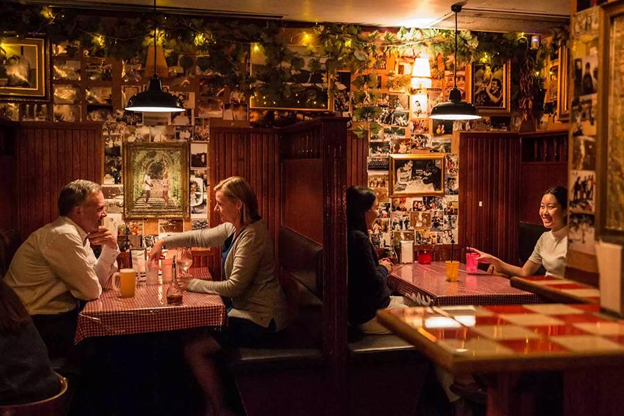 Frankies Pizza Night Food Sydney