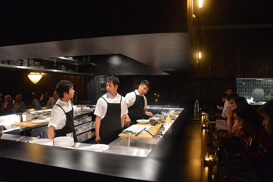 Honto Brisbane Japanische Restaurants