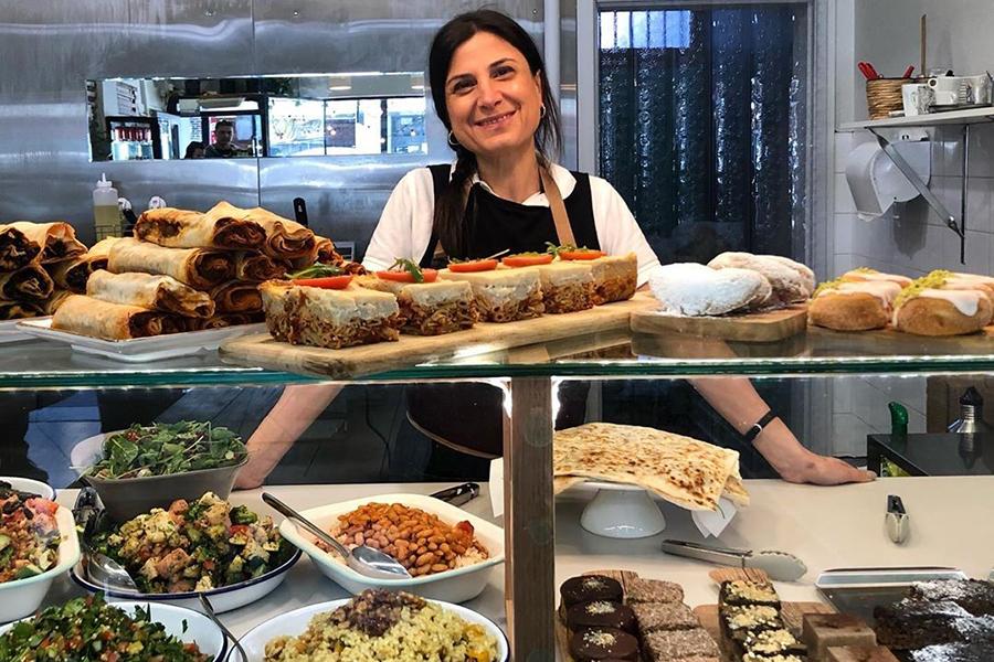 Kevabs Vegan Restaurants Melbourne