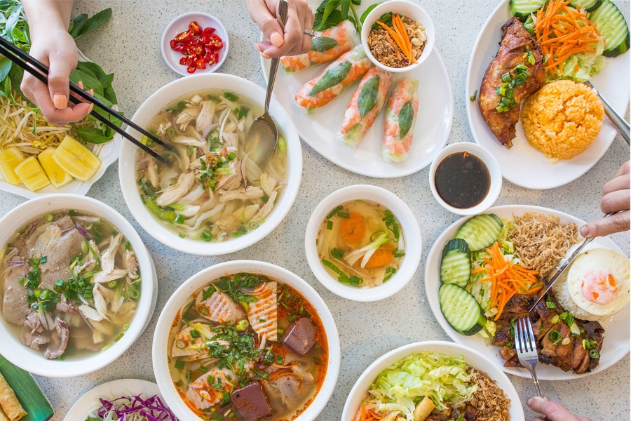 Pho Hung Pho in Melbourne
