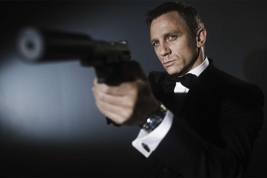 """Bereiten Sie sich mit dem offiziellen James Bond Podcast auf """"No Time To Die"""" vor"""