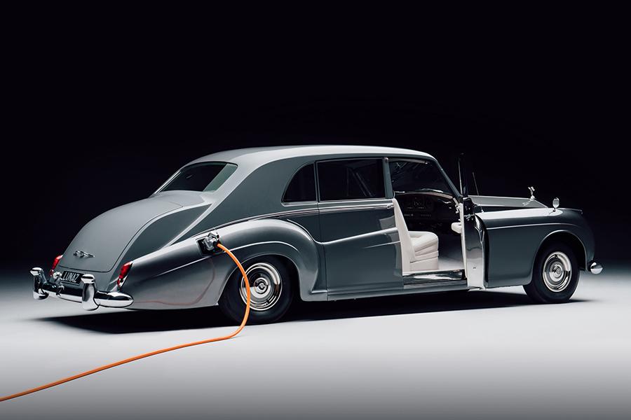 Rolls Royce Phantom V Konzeptauto
