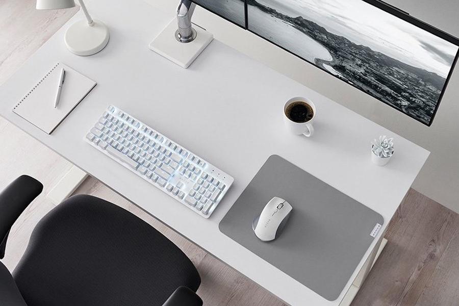 Desktop-Ansicht des Razer Productivity Range