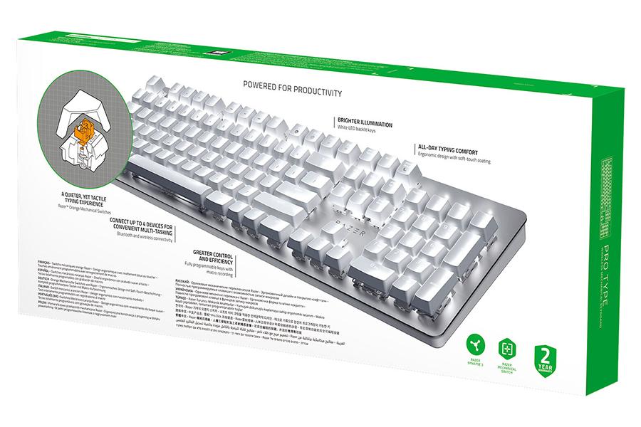 Tastaturbox für Razer Productivity Range