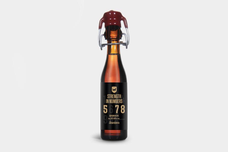 Stärkste Biere der Welt - BrewDog und Schorschbrau Stärke in Zahlen