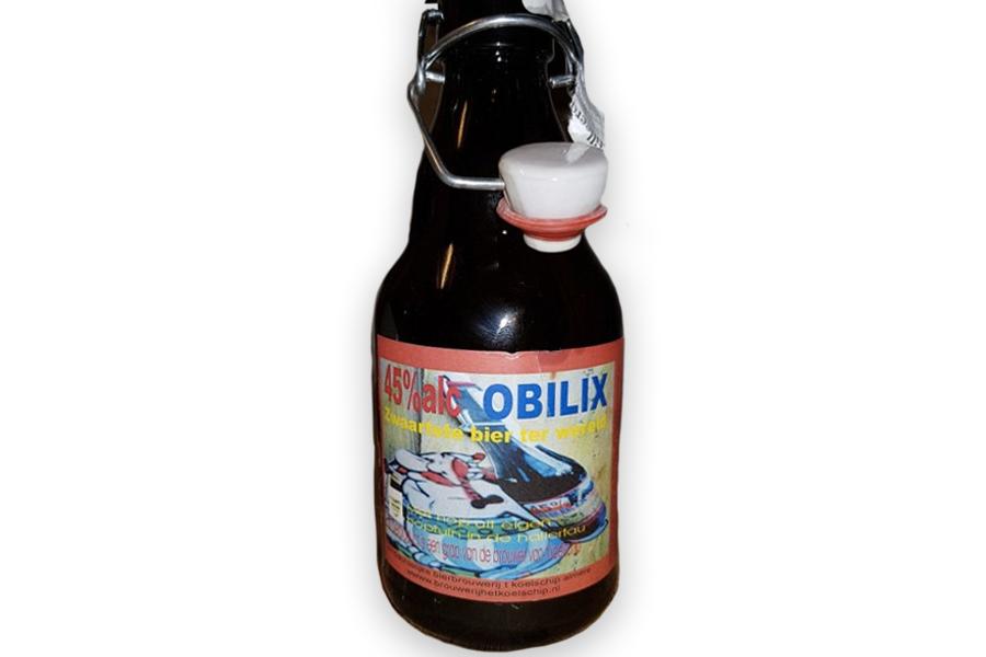 Stärkste Biere der Welt - Koelschip Obilix