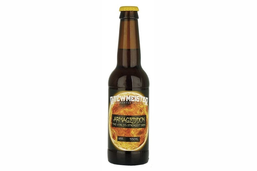 Stärkste Biere der Welt - Brewmeister Armageddon