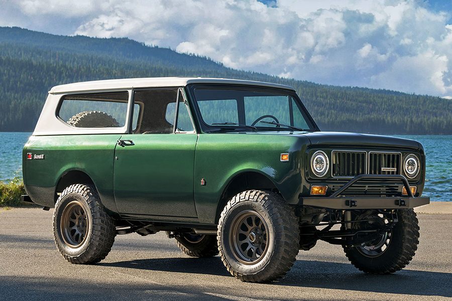 WIN: A Restored 1973 International Scout II and $20,000