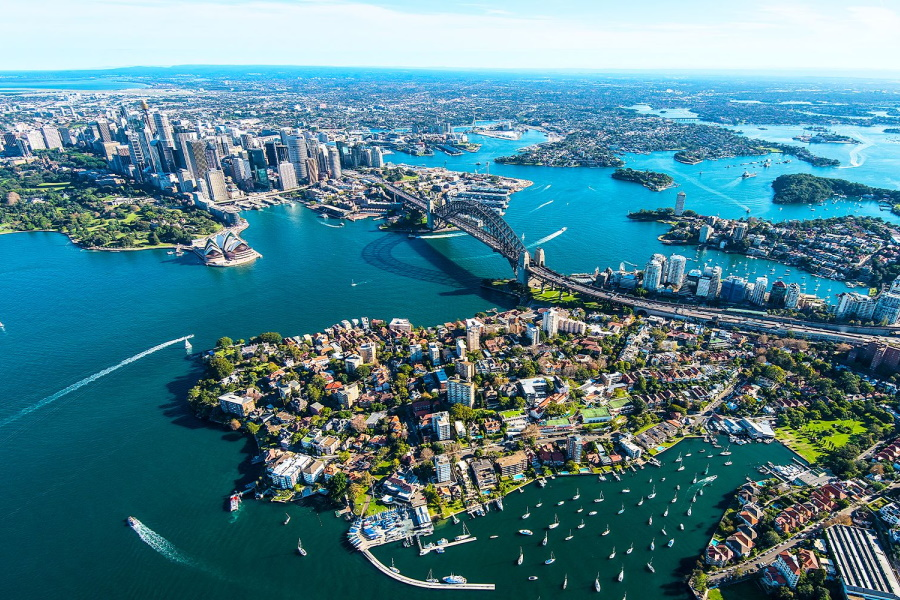 Sydney Again Named One of the Top 10 Best Cities in the World