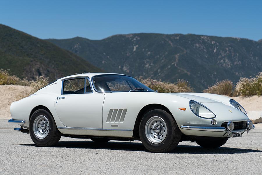 Dieser Ferrari von 1966 ist das teuerste Auto, das jemals online verkauft wurde
