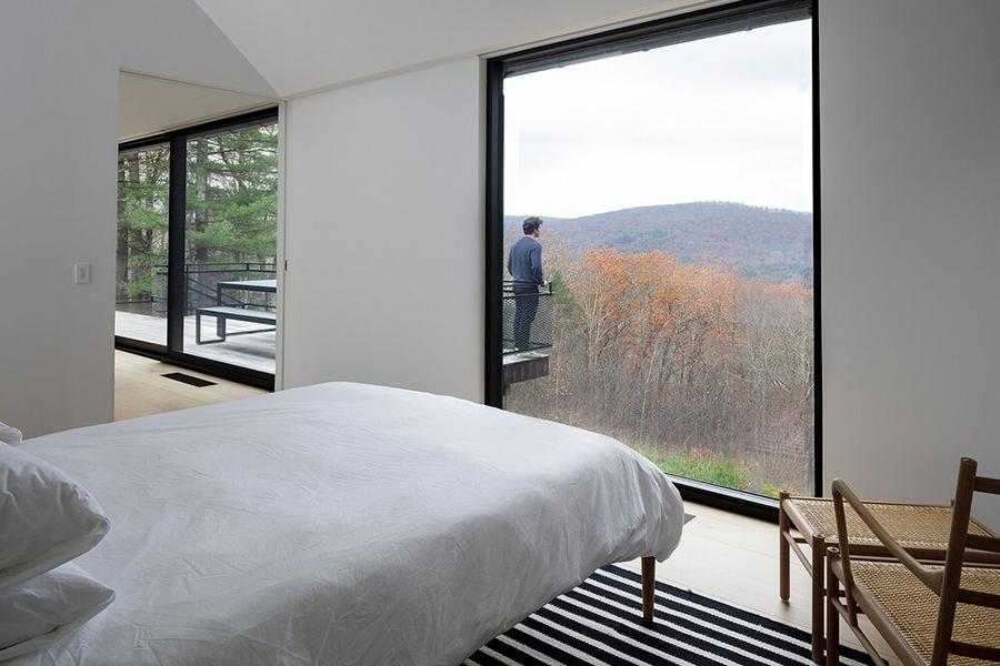 Desaichia Ledge House Schlafzimmer