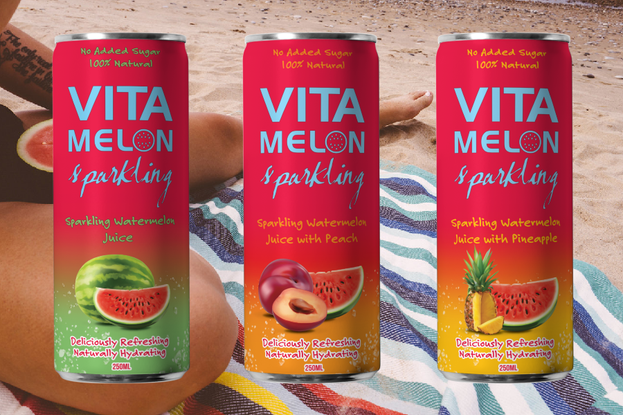 Holen Sie sich das bestgepresste Geheimnis der Natur von VitaMelon