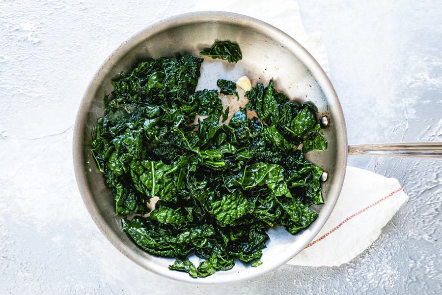 6 Top gesundheitliche Vorteile von Grünkohl