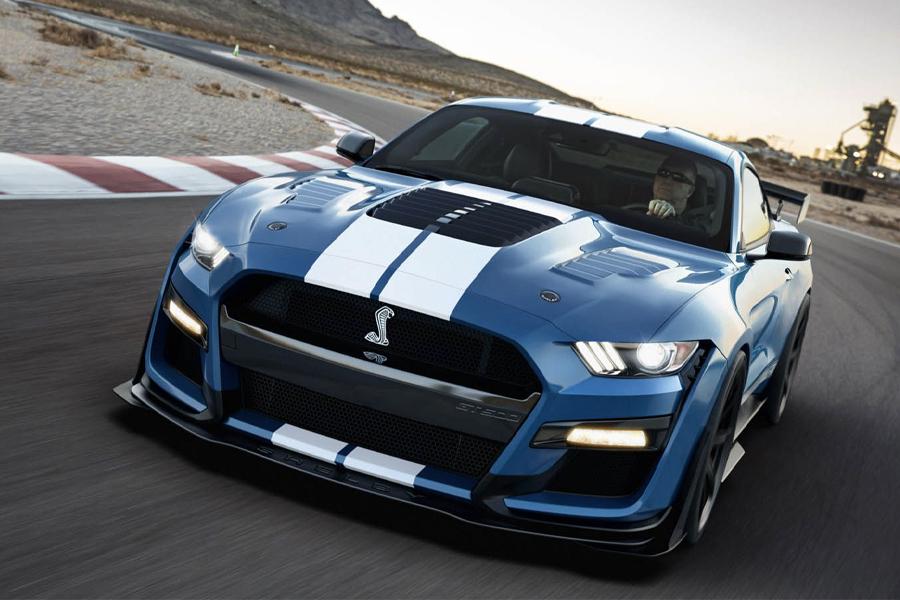 Mustang GT500SE & GT350SE Fügen Sie ein bisschen mehr Muskeln hinzu