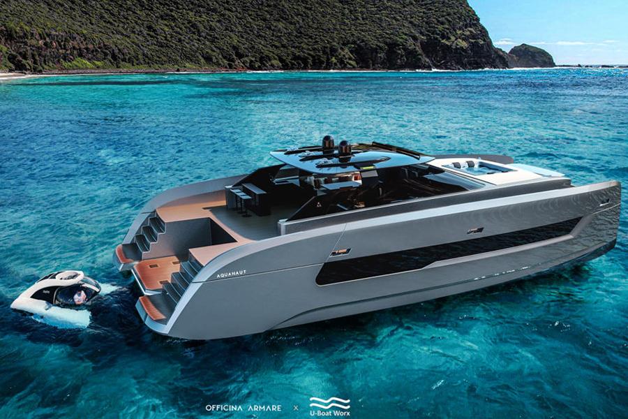 Aquanaut Yacht