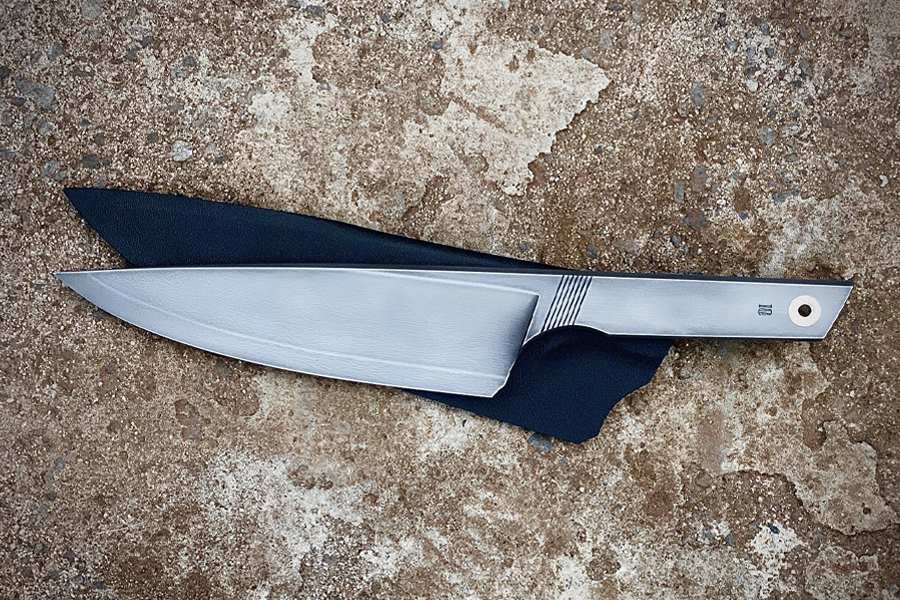 18 Das Layback-Messer von Cutlery Co wird von Hand gefertigt