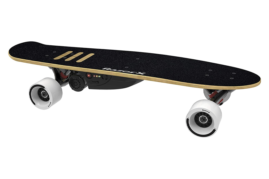 Beste elektrische Skateboards - RazorX Cruiser Electric Skateboard
