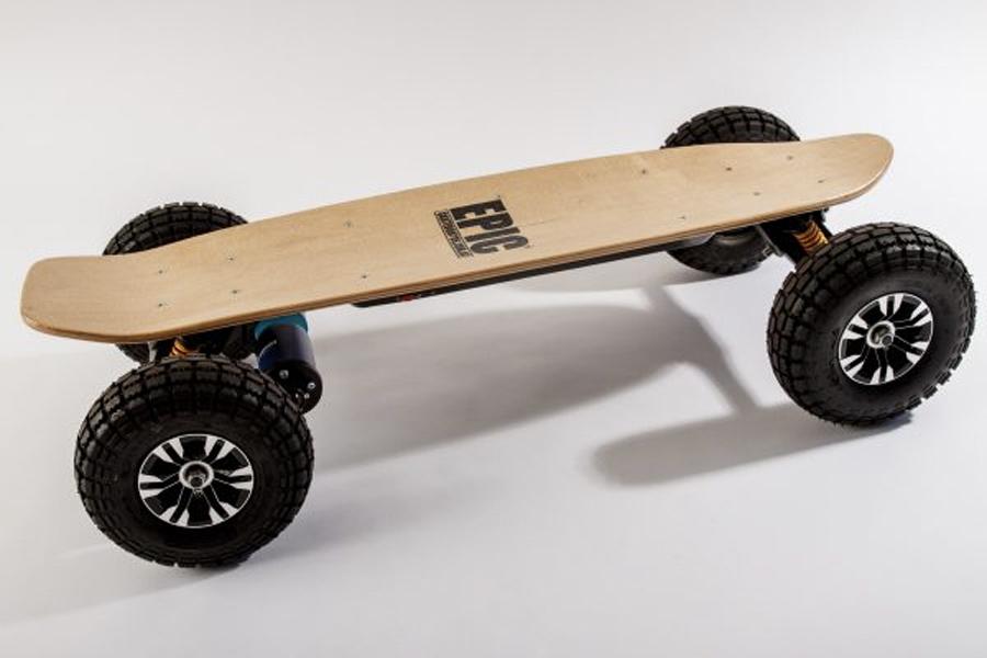 Beste elektrische Skateboards - Das Dominator 8000 Pro