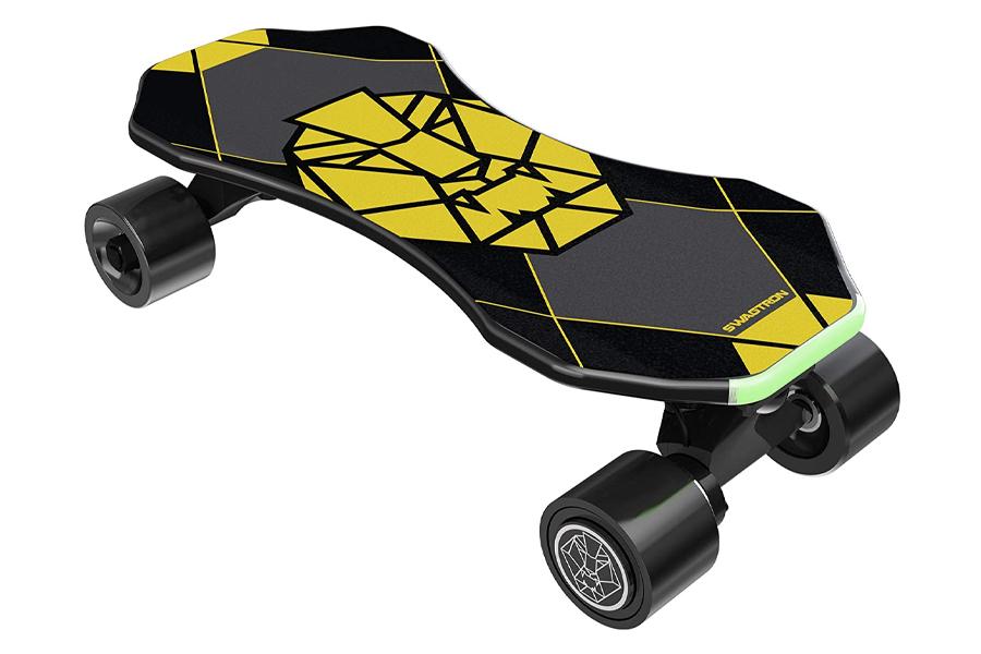 Beste elektrische Skateboards - Swagtron Swagskate NG3