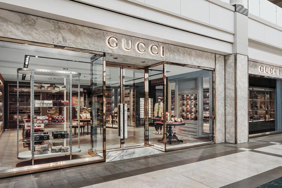 1 wertvollste Luxusmarken für 2020 - Gucci