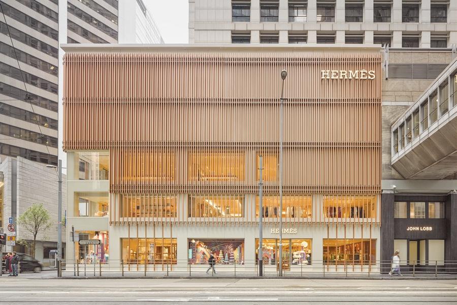1 Wertvollste Luxusmarken für 2020 - Hermes