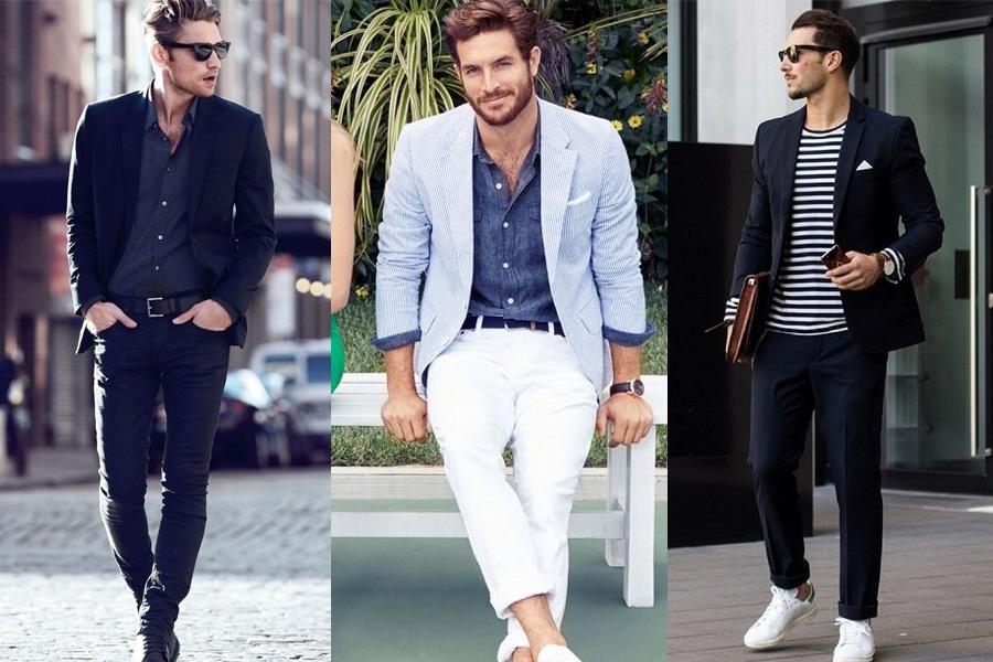 Smart Casual Herren Dress Code Guide