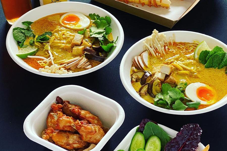 Attika Beste vegetarische Restaurants in Melbourne