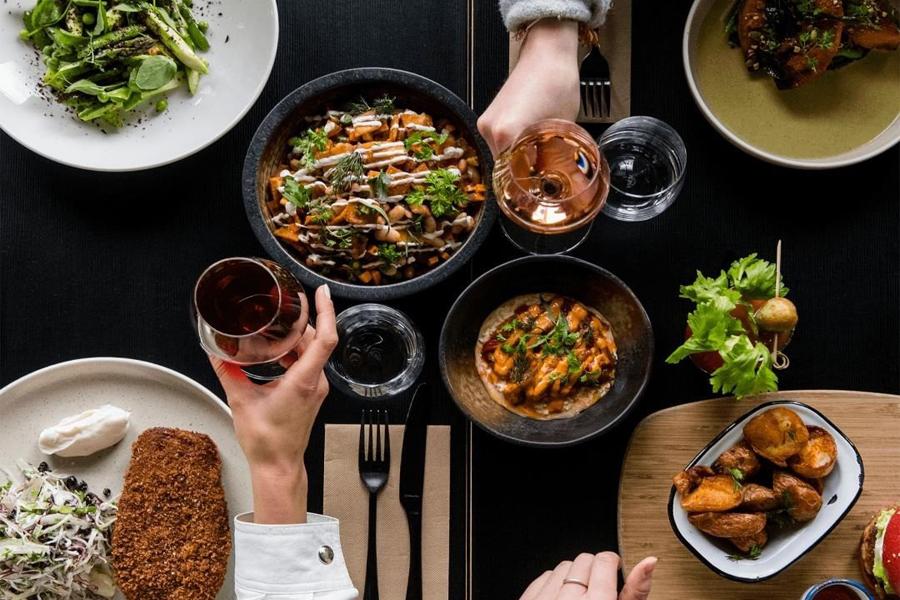 The Green Man's Arms Beste vegetarische Restaurants in Melbourne