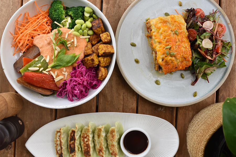 Schwester der Seele Beste vegetarische Restaurants in Melbourne