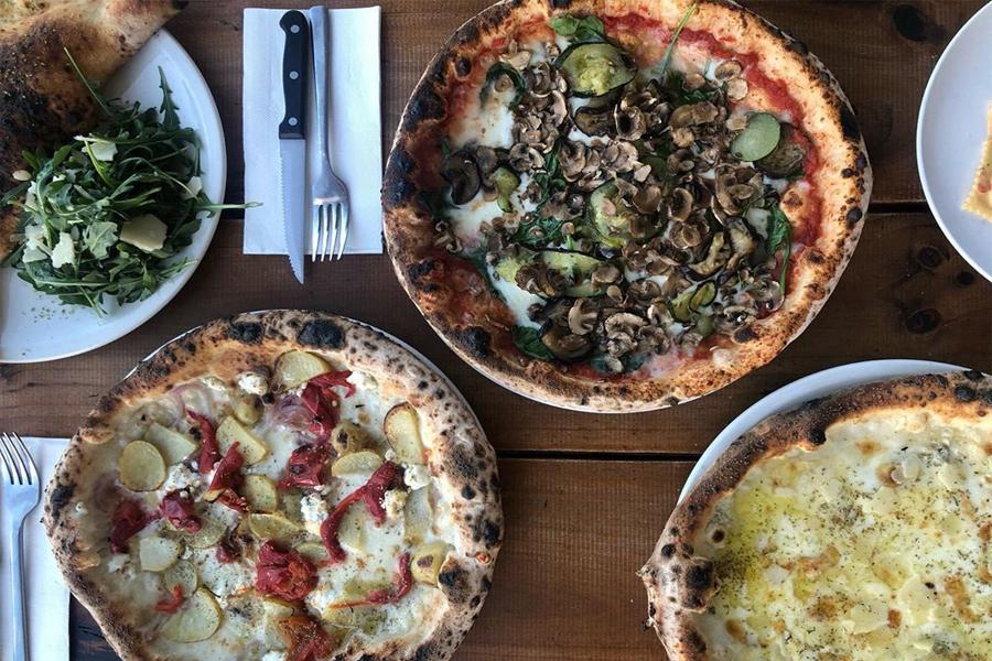 Shop 225 Pizzeria Beste vegetarische Restaurants in Melbourne