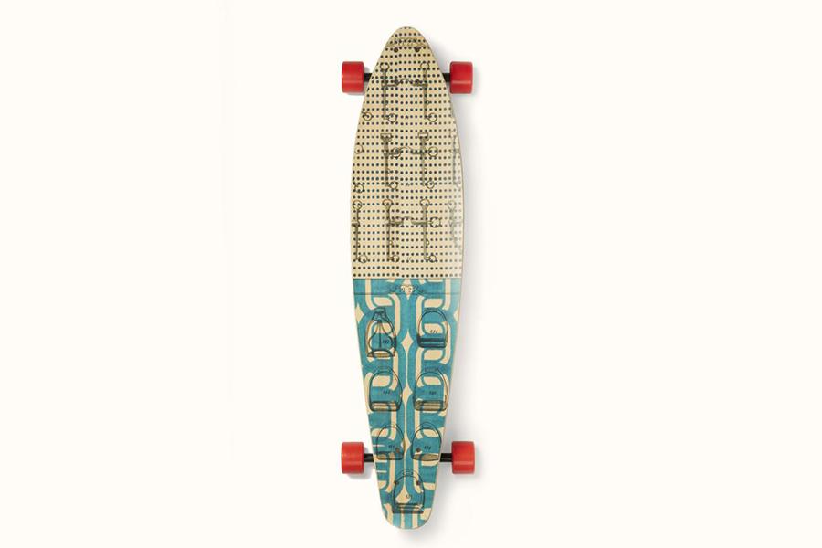 Hemes Skateboard für maßgeschneiderte Objekte
