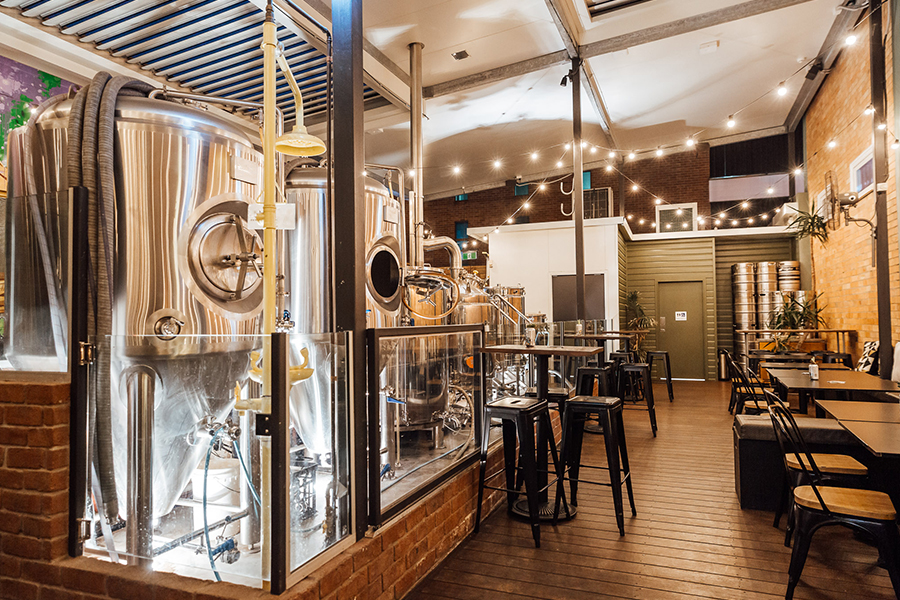 Die Catchment Brewing Co.
