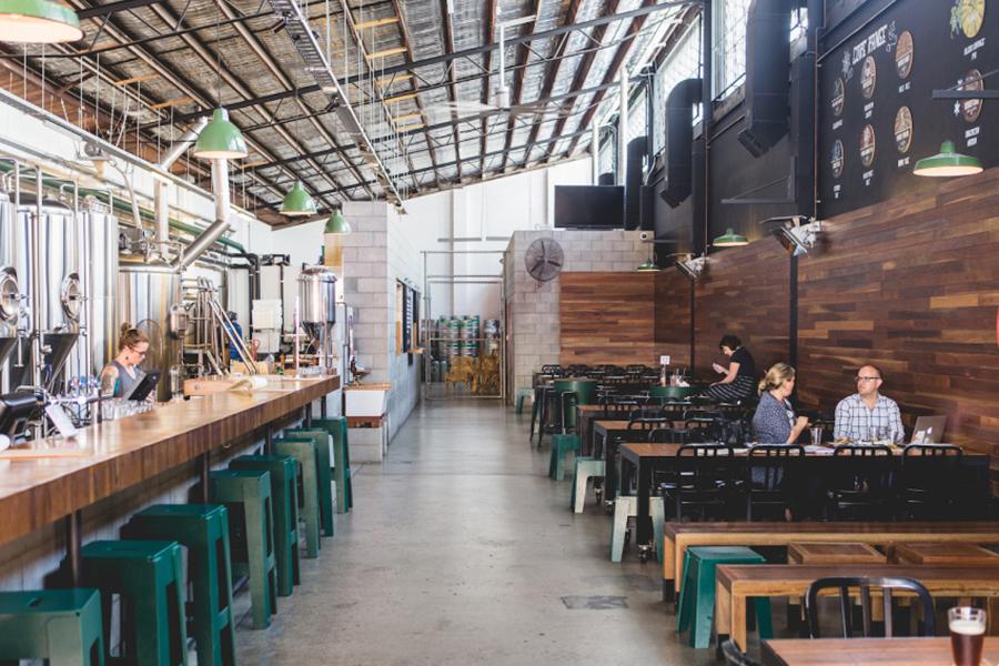 Green Beacon Brewing Co.