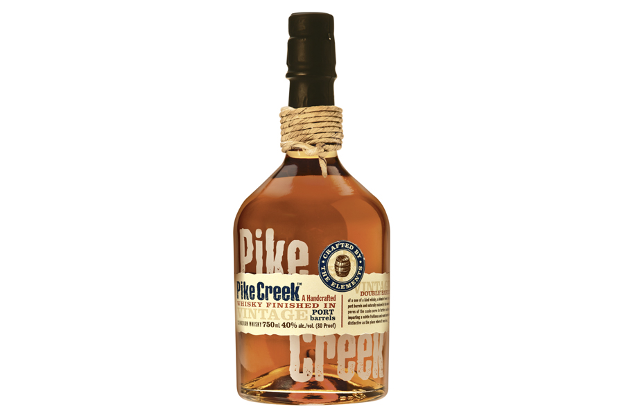 Beste kanadische Whiskys - Pike Creek Port Barrel Finish