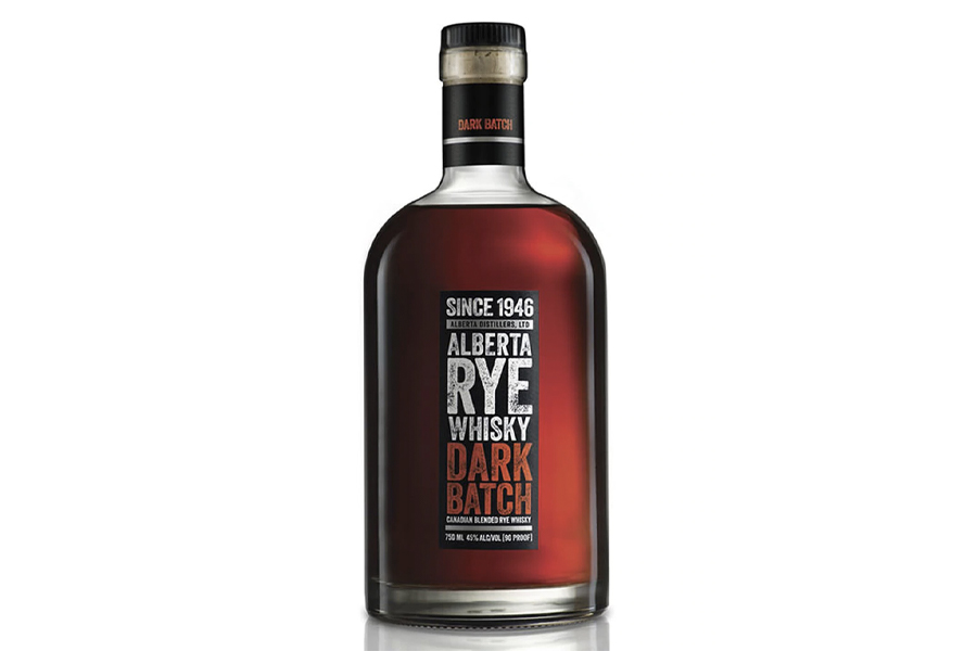 Beste kanadische Whiskys - Alberta Rye Dark Batch