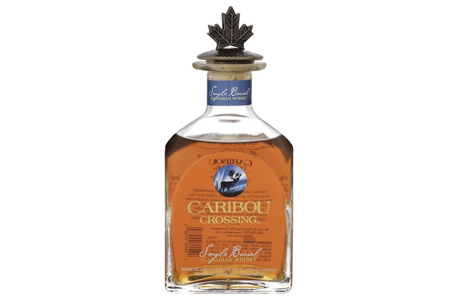 Beste kanadische Whiskys - Caribou Crossing Single Barrel Kanadischer Whisky