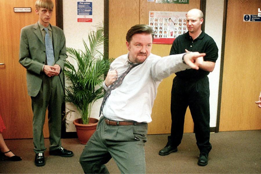 Wohlfühlfreitag: 23. Oktober – Rebellen, Range Rover und Ricky Gervais