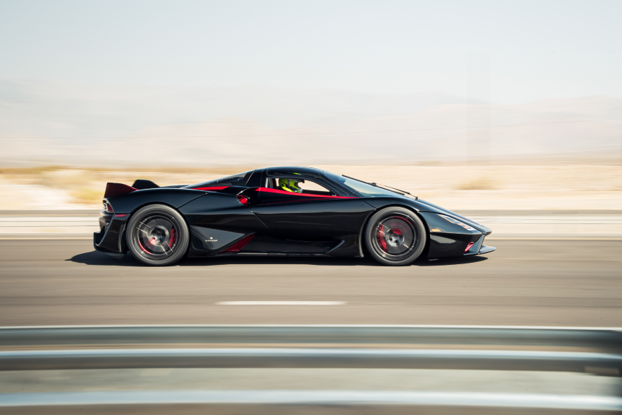 schnellstes Auto