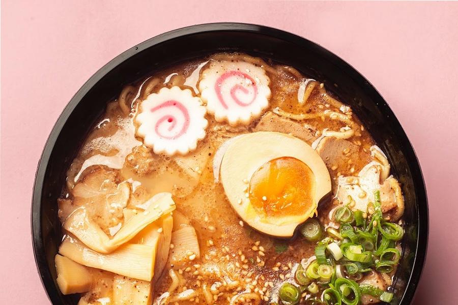 Japanische Nudeln