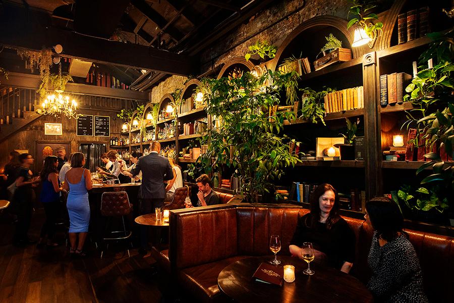 Old Mate's Place Nachtessen Sydney
