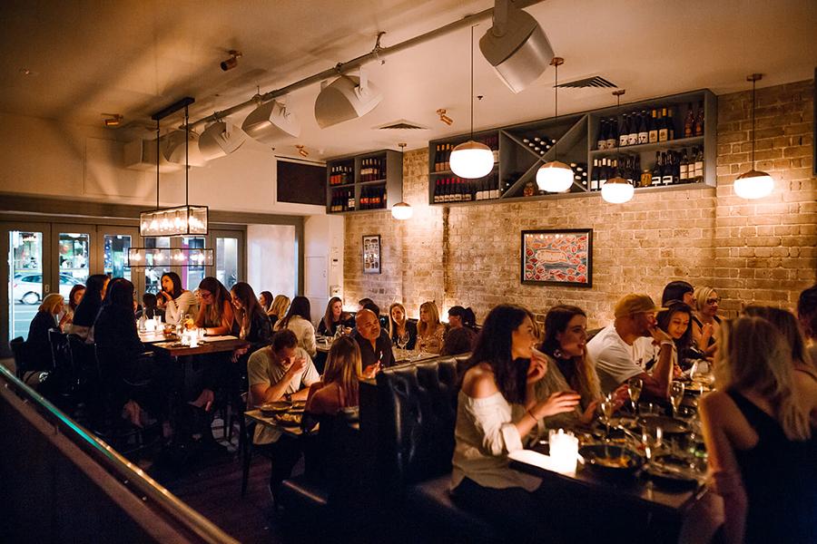 12 besten Plätze für spätabendliches Essen in Sydney