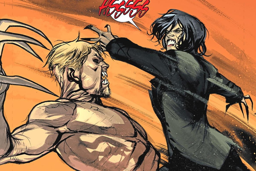 American Vampire besten Comics für Erwachsene