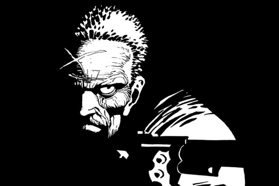 Sin City Comic-Kunst