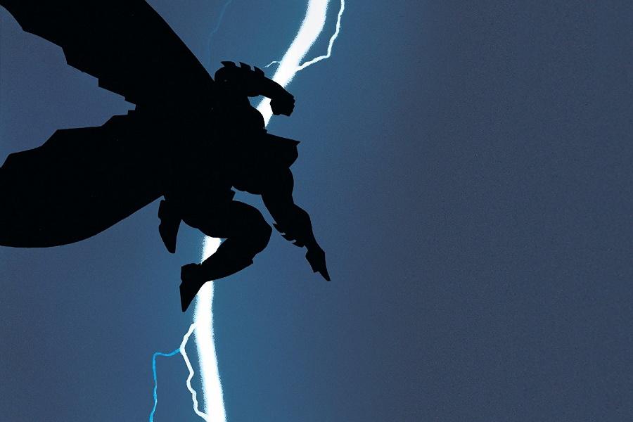 Dark Knight gibt Comic-Cover zurück