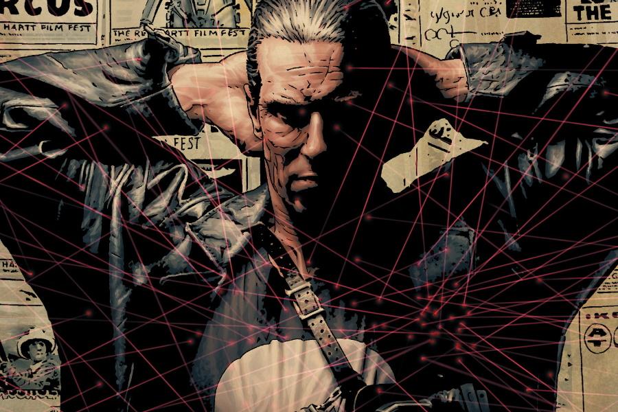beste Graphic Novels Punisher max
