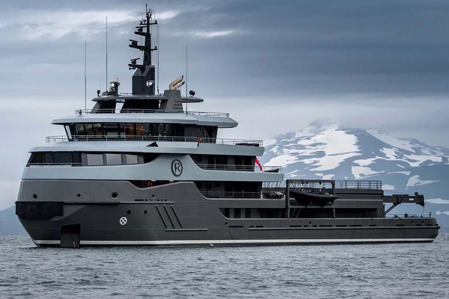 Die Burgess Ragnar Yacht ist eine moderne nordische Legende