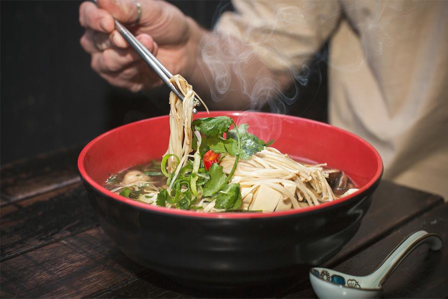 Typhoon Restaurant für das beste Pho in Melbourne
