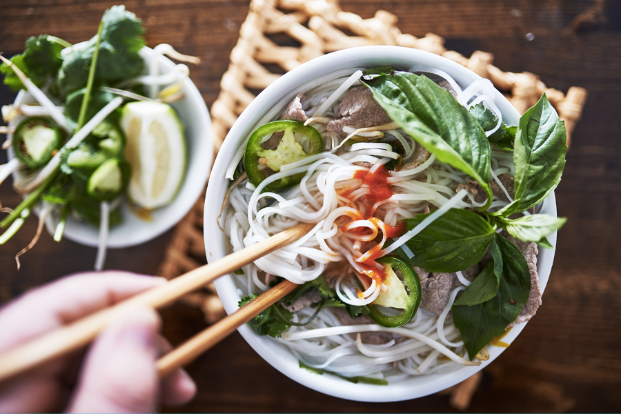 15 Restaurants für das beste Pho in Melbourne